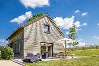 Chalet in Trois-Ponts for six people in the Ardennes