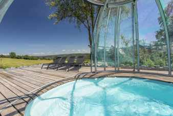 Exceptional in Trois-Ponts for 4 persons in the Ardennes