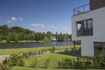New apartment for 4 persons by the lake of Vielsalm
