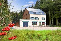 Former Hotel in Vielsalm for your holiday in the Ardennes with Ardennes-Etape