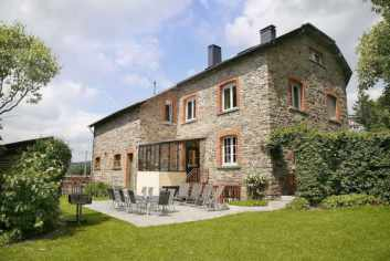 Holiday house for 12/14 pers. in Vielsalm in the Province of Luxembourg
