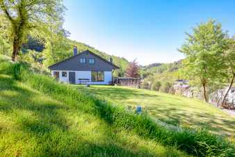 Luxury Villa for 12 people in Vielsalm in the Ardennes